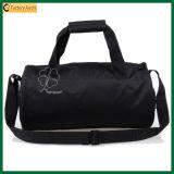 Nylon Carrying Sport Gift Bag Round Travel Bag (TP-TLB021)