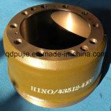 Cast Iron 43512-4100 Hino Brake Drum (PJBD022)