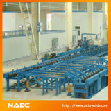 Piping Fabrication System Production Line