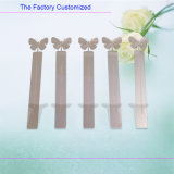 Personality Butterfly Shape Metal Bookmark Customized
