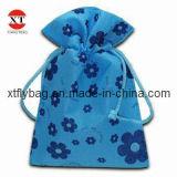 Non Woven Printed Small Drawstring Bag /Shoes Bag/Gift Bag (FLY-SS014)