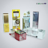 Printed Plastic Cosmetic Boxes Packaging Shenzhen Supplier
