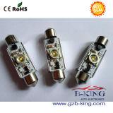 Super Bright 250lm CREE XPE 12V LED Festoon Bulb