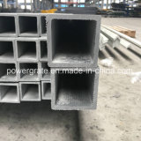 FRP Tubes, GRP/Pultruded Profiles, Pultruded Shapes, GRP Square/ Square Tubes