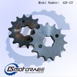Motorcycle 45# Steel Chain and Sprocket Set (CG125 AX100 JH70 GS125 GN125 CG150 CY80 CM125 CD10)