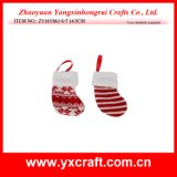 Christmas Decoration (ZY16Y061-6-7 14.5CM) Christmas Tree Hanging Ornaments