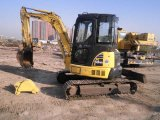 Used Japan Komatsu PC55mr-2 Excavator