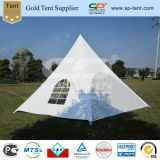 8m Solid White One Pole Star Tent (FX-08)