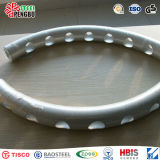 Bending and Drilling Carbon Steel Pipe