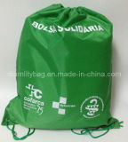 2013 New Promotional Nylon Drawstring Bag/Shoes Bag/Christmas Bag