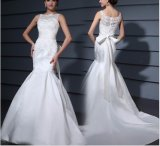 Lace Mermaid Bridal Wedding Dresses (NWD1008)
