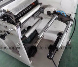 Rotary Die Cutting Machine with Turret Rewinder