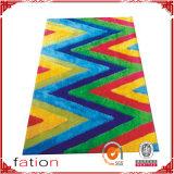 Super Soft Colorful Area Rug Shaggy Carpet Home Textile