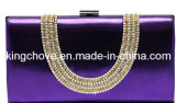2014 Hot Diamond Fashion PU Evening Bag (KCE10)