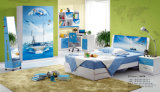 MDF High Gloss Kids Furntiure (9925)