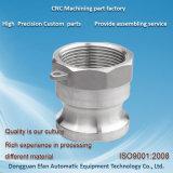 Assembling Service Available Precision Aluminum Milling Lathe CNC Turned Parts