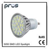 GU10 5050 SMD LED Spotlight (GU10-S20-W)