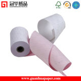 SGS Carbonless Paper Roll 2ply White /Yellow or White/Pink
