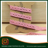 Cotton Swiss Lace Fabric for Cloth