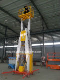 High Rise Aluminum Alloy Aerial Working Platform Lift
