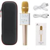 Singing Recorder Mobile Phone Karaoke Microphone with Mic Speaker
