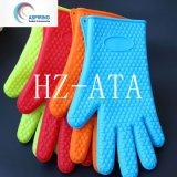 Heat Resistant Kitchen Silicone Gloves