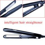 Professional Fast Straight Flat Iron Intelligent Hair Straightener with Comb Teeth Titanium Ceramic Hair Straightener and Curler