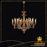 Luxury Golden Pendant Lamp Brass Chandelier (MD0638-36)