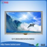 "5.0"" Inch TFT 800*480 with Capacitive Touch Screen LCD Display Module"