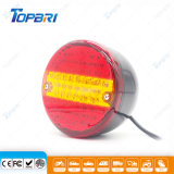12V Round LED Tail Rear Light for Lorry Truck Trailer