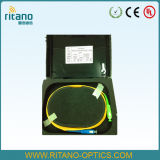 OTDR Box/Fiber Optic Plastic OTDR Box with G. 652D Cable/Fiber Optic OTDR Cable Spools