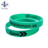 Manufacturer Special Customized Fashion Rubber Wristband Silicon Bracelet