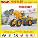 52ton Rated Load Wheel Loader Xj998h for Sale