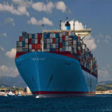 Sea Shipping Logistics From Shanghai to San Antonio, Chile