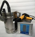 2016 Hot Lab Portable Powder Spray Gun with Small Hoppers