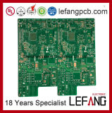 Fr4 High Tg170 PCB Circuit Board Security Display Device
