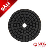 Sali Flexible Resin Bond Wet Granite Grinding Diamond Polishing Pad