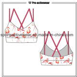 Woman Quick-Drying Breathable Shockproof Yoga Vest Sports Bra
