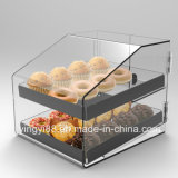 High Quality Acrylic Perspex Bakery Display Case