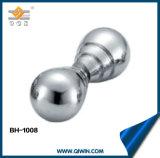 Round Shape Brass Bathroom Knob