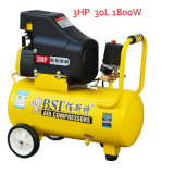 3HP Direct-Driven Mini Portable Piston Screw Air Compressor