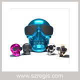 Skull Head Ghost Head Stereo Bass Mini Subwoofer Bluetooth Speaker