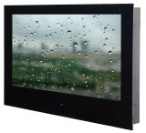New 24′′ Waterproof LED Smart TV for Bathroom with Magic Mirror Finish, Supports WiFi USB