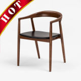 Nordic Style American Oak Wooden Dining Room Arm Chair Wooden Furniture