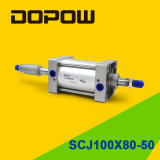 Dopow Scj100X80-50 Cylinder Pneumatic Cylinder