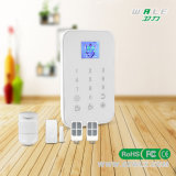 Shenzhen Factory TFT Cid Home Wireless Alarm System