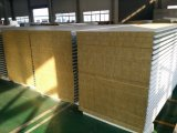Rock Wool Sandwich Panel with Good Insulation Wall and Roof