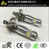 50W LED Car Light High Power LED Auto Fog Lamp Headlight with T20, H1/H3/H4/H7/H8/H9/H10/H11/H16 9005/9006 Light Socket CREE Xbd Core