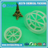 PP Plastic Cascade Mini Ring Used in Cooling Tower Packing