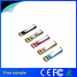 Customized Logo Metal Belt Clip USB Flash Drive